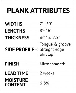 pine flooring attributes