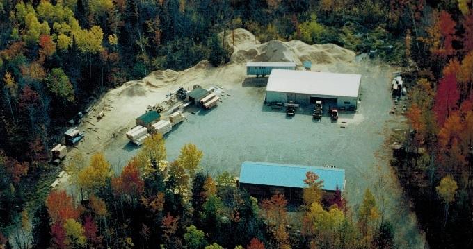 Wood Mill 1999